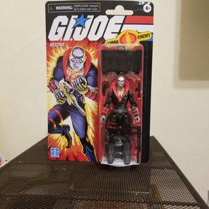 G.I.Joe Destro for Sale in Cicero, IL