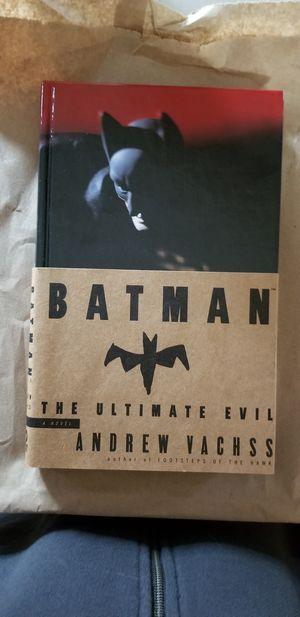 Batman The Ultimate Evil for Sale in Traverse City, MI