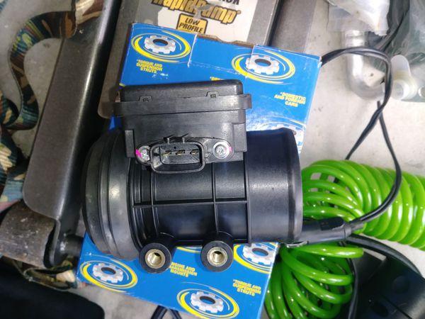Mass air flow sensor 96 mazda protege 1.5