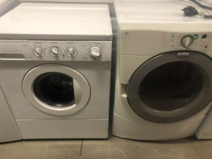 Washer & electric dryer for Sale in Colmar, PA