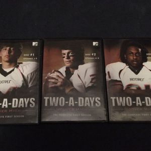 Two A Days Dvd Bundle for Sale in Havertown, PA