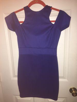 Royal Blue Bodycon Mini Dress for Sale in Hayward, CA