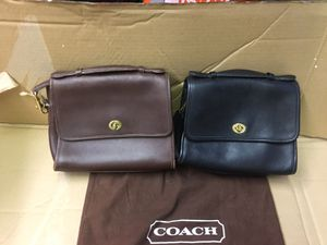 Coach hand bags $200 each for Sale in Mamaroneck, NY