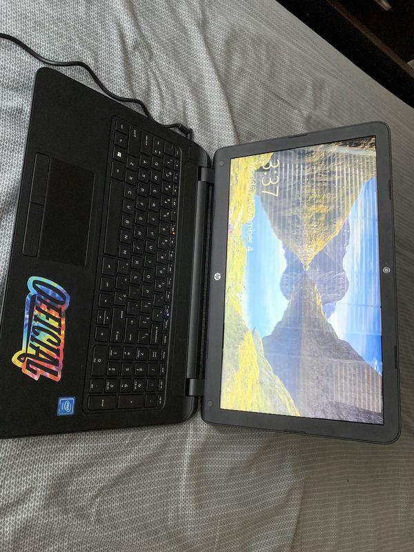 Laptop HP window 10