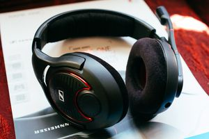 Sennheiser Game One gaming headphones for PC + PS4 + Mobile for Sale in San Diego, CA