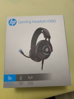 HP GAMING HEADSET BRAND NEW SEALED IN BOXES for Sale in Edison, NJ