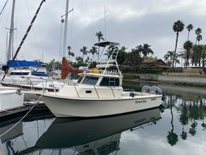Parker 2820 Pilothouse Loaded with new Yamaha 300's and a 6 year extended warranty!!!!!!! for Sale in San Diego, CA