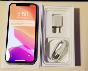 Brand New condition iPhone X 64GB Factory Unlocked. for Sale in Chicago, IL