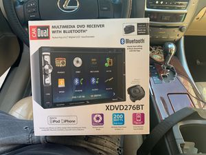 Brand new dual stereo system for Sale in Highland, CA