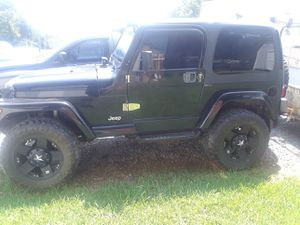 2001 JEEP WRANGLER SPORT for Sale in La Vergne, TN