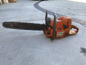 Husqvarna 372xp chainsaw stihl for Sale in Lakeside, CA