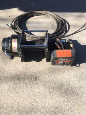 Warn Winch Industrial Grade 12,000 lb, Series 12 for Sale in Golden, CO