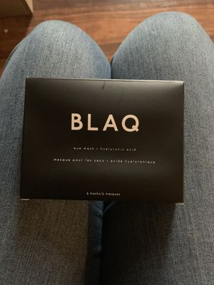Blaq face masks for Sale in Marengo, OH