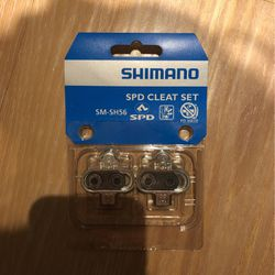 Bike Clips, Shimano SPD Cleat Set for Sale in Seattle,  WA