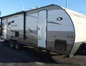 2015 Forest River grey wolf 26RL for Sale in Port Charlotte, FL