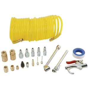 20pc Central Pneumatic Air Compressor Starter Kit for Sale in Seattle, WA