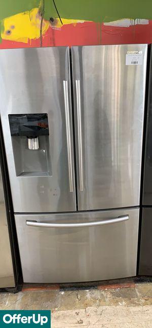 Samsung Refrigerator Fridge French Door 3-Door With Warranty #776 for Sale in Melbourne, FL