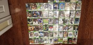 XBOX 360 GAMES for Sale in Jonesboro, GA