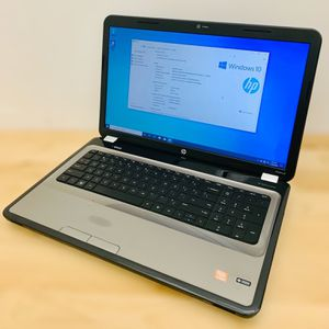 """HP 17.3"""" laptop / Windows 10 / Camera / HDMI / WiFi / Antivirus / Charger for Sale in Fort Lauderdale, FL"""