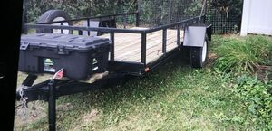 51/2 by 10 utility trailer for Sale in Orient, OH