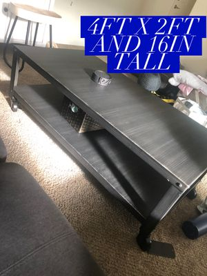 Metal coffee table for Sale in Danville, CA
