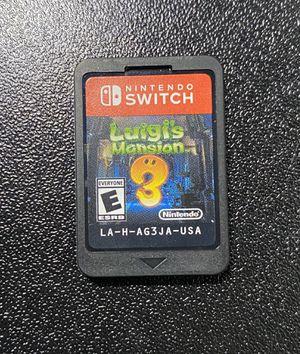 Luigis Mansion 3 for Sale in Pico Rivera, CA