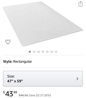 Chair mat hard floor for Sale in Glendora, CA