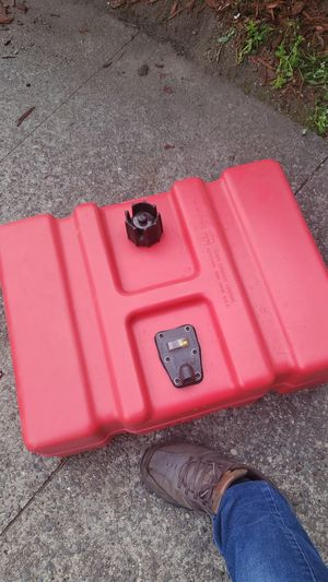 New 12 gal outbord gas tank for Sale in Auburn, WA
