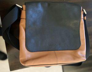 Coach men's messenger bag for Sale in Temecula, CA