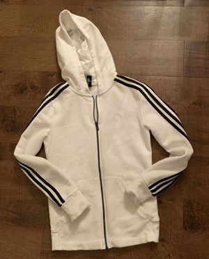 Woman's size small adidas zip up hoodie for Sale in Plano, TX