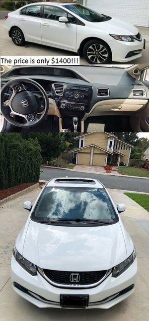 Honda Civic 2013 price $1400 for Sale in El Monte, CA