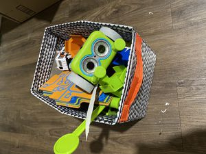 Botley kids coding robot with problems solving games for Sale in Plano, TX