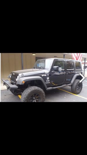2007 Jeep Wrangler unlimited for Sale in Dallas, PA