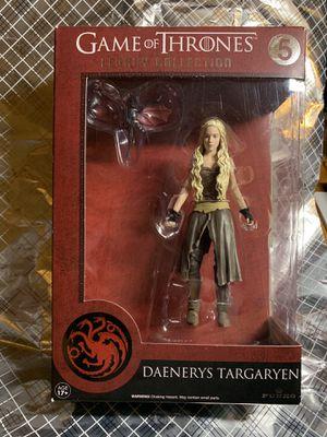 Game of Thrones:DAENERYS TARGARYEN ACTION FIGURE. for Sale in Houston, TX