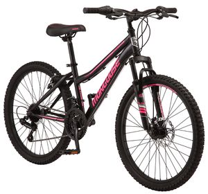 "Mongoose Excursion 24"" Girls Mountain Bike Pink NEW for Sale in Plantation, FL"