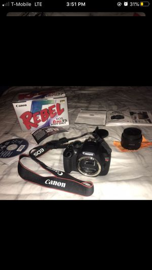 Canon EOS for Sale in Fontana, CA