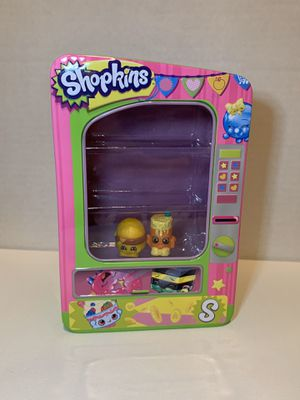 Original Shopkins Vending Machine Collectables for Sale in Naperville, IL
