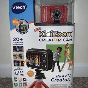 VTech KidiZoom Creator Cam Digital Camera for Sale in San Jose, CA