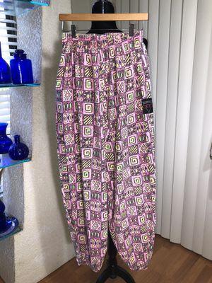 80's vintage/ retro oversized baggy pants for Sale in Sarasota, FL