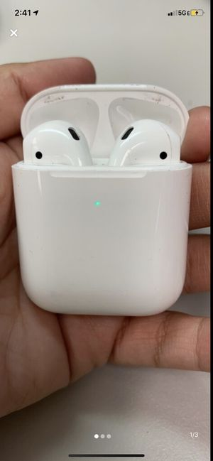 Apple air pods 2nd Gen for Sale in Long Beach, CA