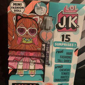 Lol Surprise J.k for Sale in Rialto, CA