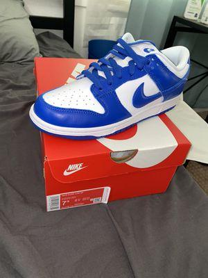 Nike dunks Kentucky for Sale in Riverside, CA