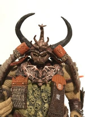 McFarlane Toys DARK AGES Samurai Wars Spawn Series 19 Dojo Action Figure for Sale in Kenmore, WA
