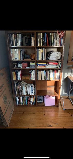 Bookshelf set for Sale in Rogersville, MO