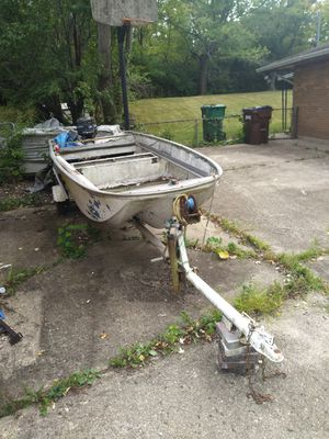 Fishing boat for Sale in Dayton, OH