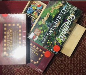 Board games / puzzle for Sale in Miami, FL