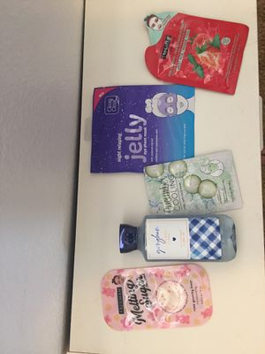 Face masks and body wash for Sale in Fresno, CA