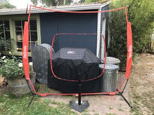 Baseball/Softball Batting Net & Tee for Sale in Seattle, WA