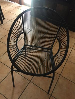 Modern patio egg Chairs for Sale in Phoenix, AZ