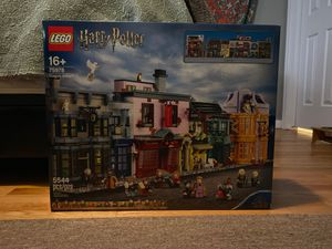 LEGO Harry Potter Diagon Alley SEALED BRAND NEW for Sale in Littleton, CO